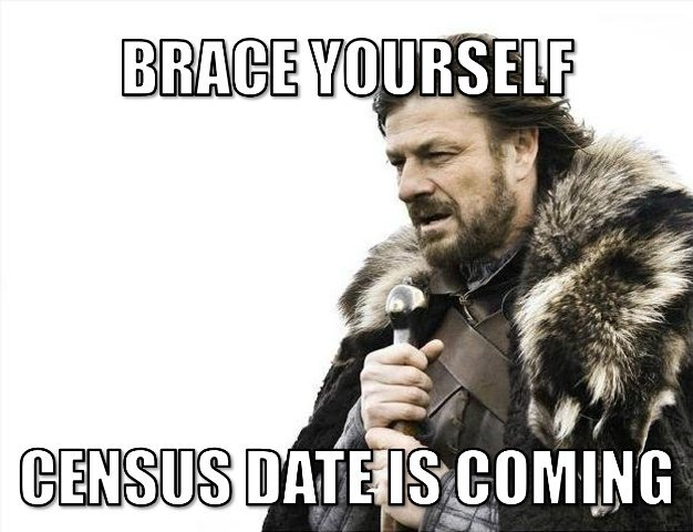 What is a census date