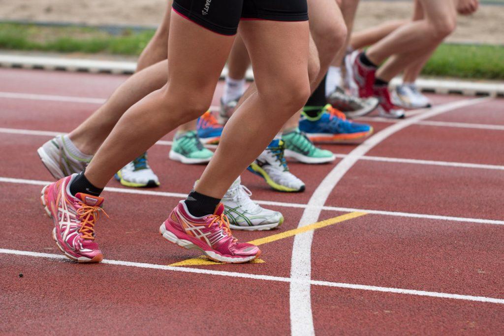 runnning race