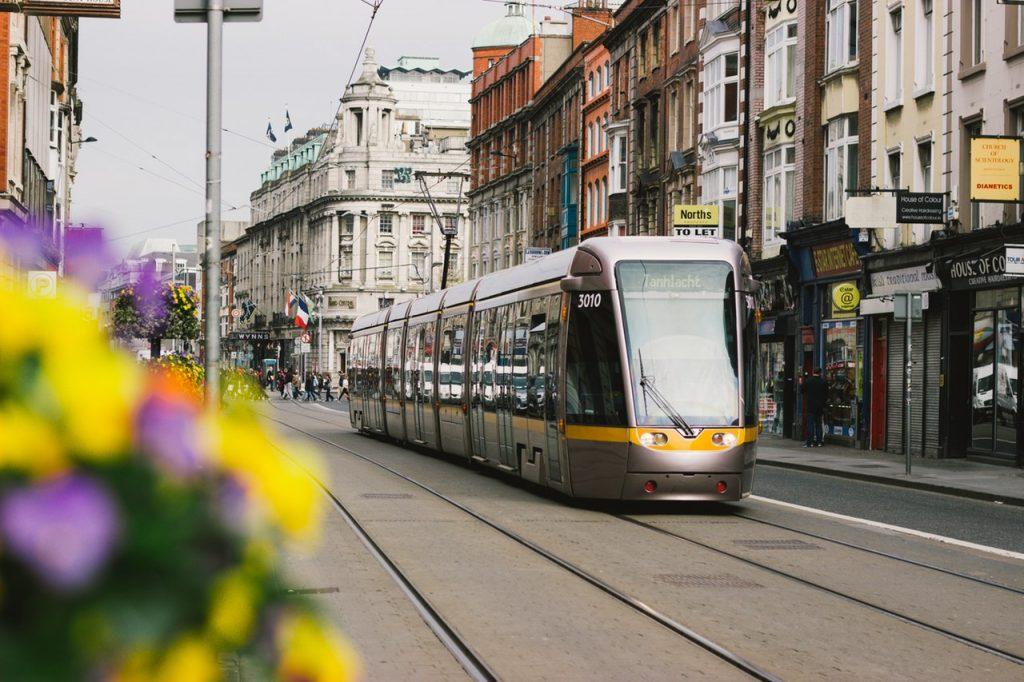 tram driver career